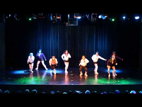 이화여대 댄스동아리 HEAL 2nd Concert 1-04 Booty Bounce - EWHA DANCE CREW HEAL