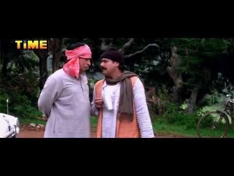MUST WATCH!!! Hindi Comedy Movie Scene - Chhote Sarkar (Hilarious...