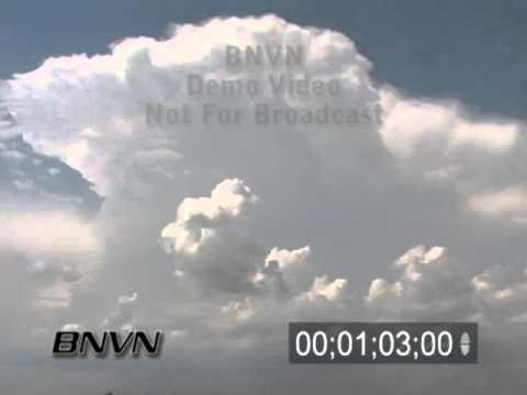 7/24/2006 Time-lapse Storm Cloud Footage