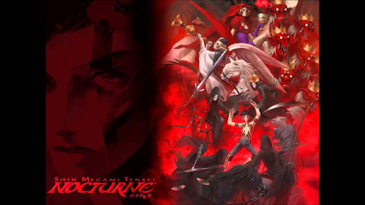 SMT Nocturne OST Normal Battle Full Game Quality YouTube