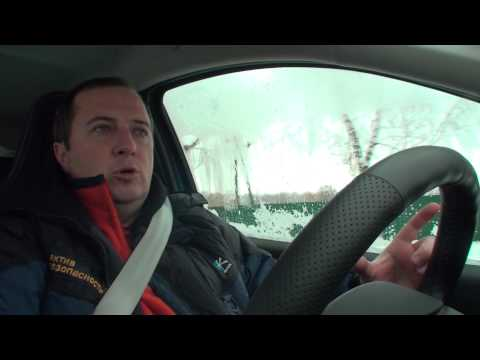 Чем опасны перекрестки зимой