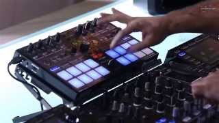 Đánh DJ cực đỉnh - DJ BrainDeaD - Pioneer Israel presents Dj BrainDeaD - DIGITALDJ-S