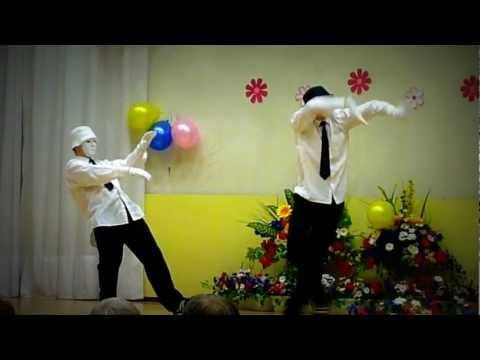 Jabbawockeez - Apologize (jbwkz Fans' Perfomance) video
