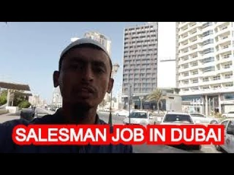 Salesman job in Dubai for DU