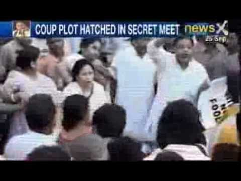 News X: Open dissidence in Trinamool Congress over saradha chit fund scam