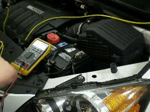 Auto Install - Using a multimeter and checking for ground