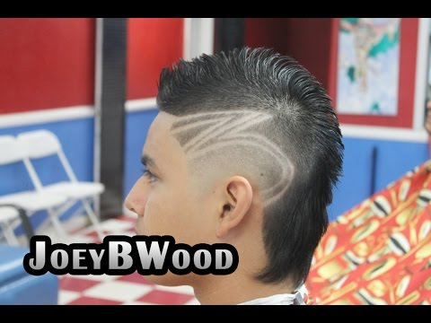 MarioNevJr: Featured Barber #2; JoeyBWood, Creative South of France