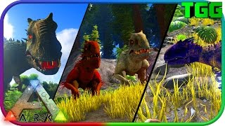 Ark Survival Evolved | Indominus Rex Nemesis Mod (Mod Spotlights)