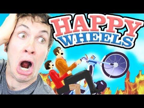 DARE DEVIL – Happy Wheels