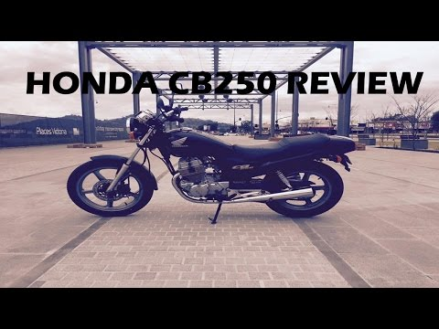 Honda CB250 Review