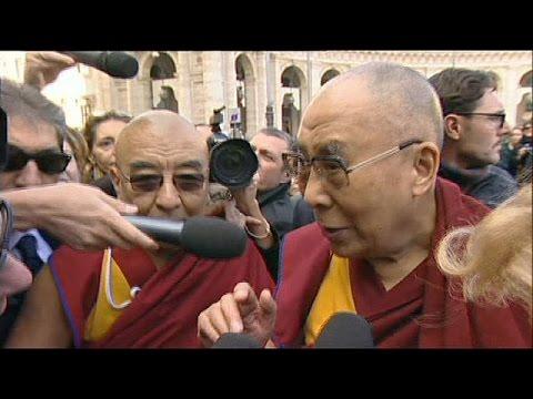 Dalai Lama and Pope will not meet during Tibetan spiritual leader's visit to Rome