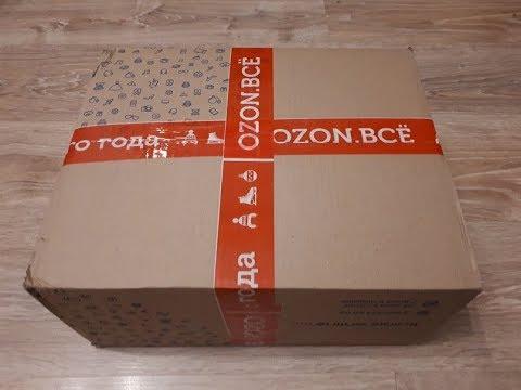 NEW! Распаковка #OZON - большой весенний заказ! :)