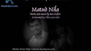 Radio Mambaling: The Music of Ben Zubiri - Matud Nila