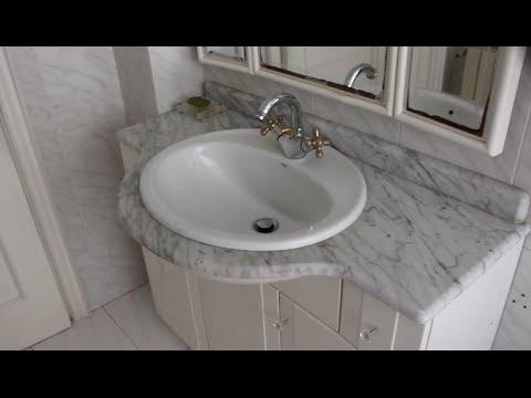 Como cambiar el lavabo de un ba o youtube - Como disenar un bano ...