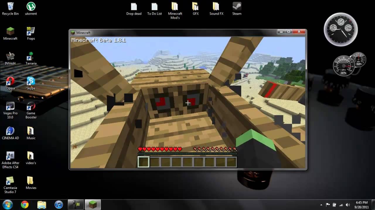 Minecraft Beta 1.8.1 Skins Download