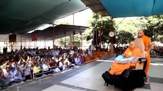 Guruhari Darshan 9 Dec 2014, Sarangpur, India