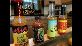 Hot Ones Challenge | Sean Evans Inspired