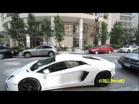 Test Drive of the Lamborghini LP 700-4 Aventador Drive: Full Video