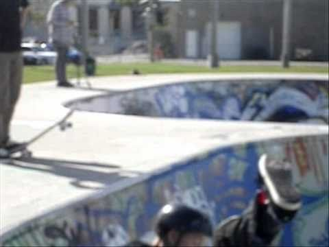 Almost 39 year old dude 2010 skateboard video