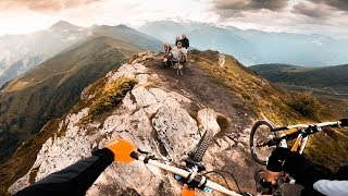 Rawisode 16: Downhill POV with an amazing view