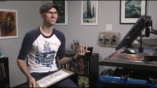 Life at Blizzard: Meet Cole Eastburn, Sr. Concept Artist on World of Warcraft