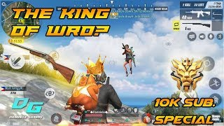 Insane WRO Shots | Rules of Survival | Mobile Gameplay | The King of WRO?