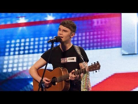 Sam Kelly Make You Feel My Love Britains Got Talent 2012 audition International version