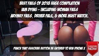 🤯 WOMAN DRIVING FAILS Top Fails of 2018 Compilation HUGE  Best Fails 2018  🤬 Fails of 2019
