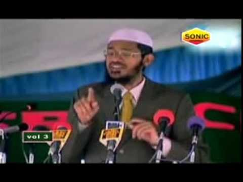 Are Qadianis (ahmadis) True Muslims ? Dr. Zakir Naik (urdu) video