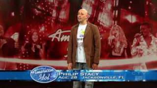 Phil Stacey's American Idol 6 Audition