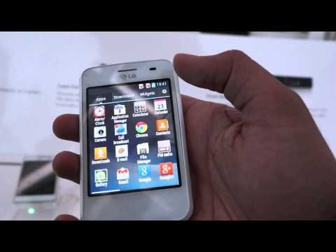 LG Optimus L3 II Dual Hands on Review - iGyaan