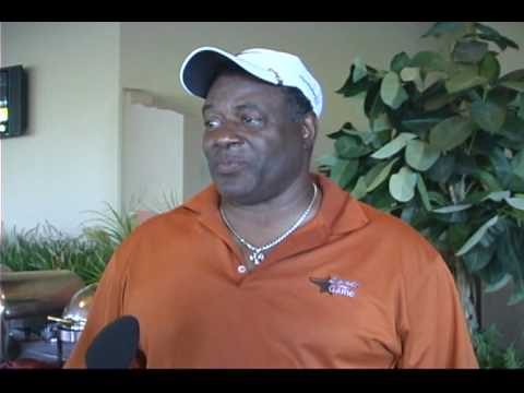 Ken Griffey speaks about Athlete Connections and golf event