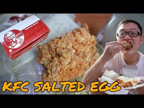 Review KFC Salted Egg, Biasa Banget! - #Vlog027