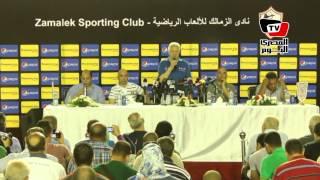 مرتضى منصور: نور السيد أسوء لاعب شوفته في نادي الزمالك