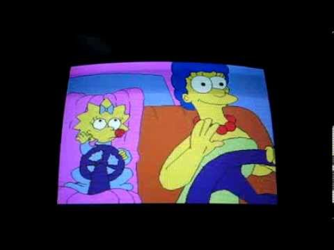 my Simpsons Arcade Cabinet