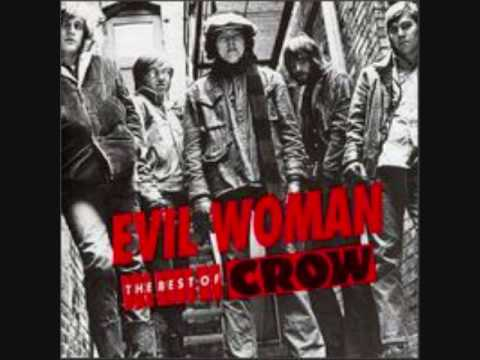 Crow Evil Woman Don't Play Your Games With Me Video
