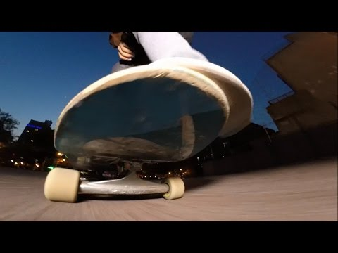 Skate All Cities - GoPro Vlog Series #027 / Day & Night