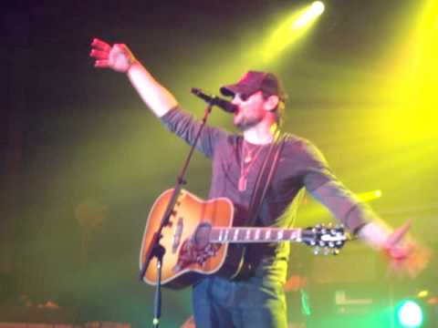 Eric Church - Before She Does