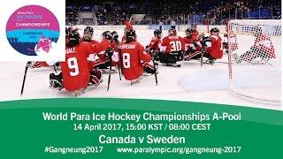 Канада : Швеция