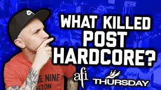 POST-HARDCORE IS DEAD? AFI, Thursday, Chiodos, Senses Fail