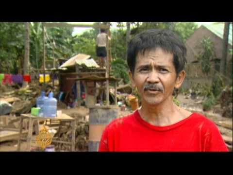 Philippines in state of disaster after floods