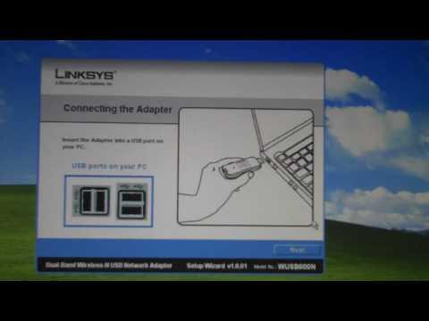 Linksys wusb6300 driver windows 7 download