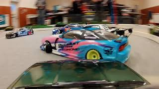 Midlands drift society monthly slide rc drifting
