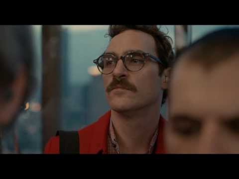 Her -- Official Trailer # 2 2013 -- Regal Movies [HD]