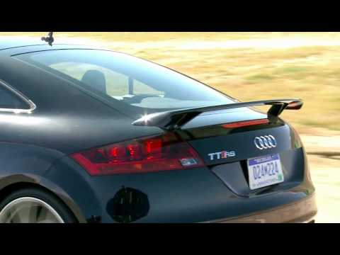 Audi TT RS Guided Tour Video