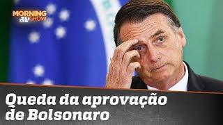 O que explica a queda da aprovação do governo Bolsonaro