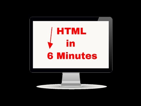 learn html 20 minutes You should complete the 20 minutes of exercises in one session learn technique, 2) learn to apply techniques with speed through conditioning.