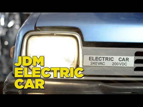 JDM Electric Turd