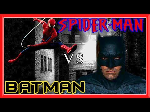 SPIDER-MAN vs BATMAN | MARVEL vs DC