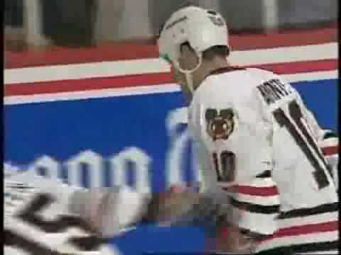 Eleven Minutes of Chicago Blackhawks History (1929-2009) Video
